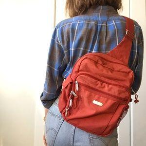 Baggallini crossbody sling bag (mini backpack) 🎒